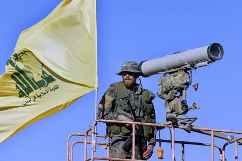 """فیلم/ عملیات نیروهای حزبالله علیه پایگاه """"البیاضه"""""""