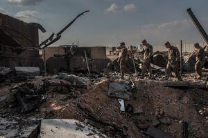 منبع عراقی: آمریکاییها بازسازی پایگاه عینالاسد را آغاز کردهاند