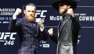 بازگشت قدرتمندانه مک گرگور به UFC