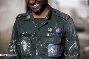 عکس/ « نیروهای جهادی » در مناطق سیل زده