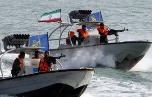 توقیف سه قایق صیادی غیر مجاز کویتی در بندر ماهشهر