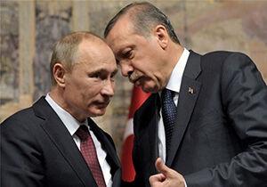 دیدار روسای جمهور ترکیه و روسیه در برلین +عکس