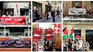 حمایت باشگاه لیورپول از مردم مظلوم فلسطین