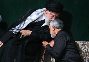 فیلم/ دلیل گریه رهبر انقلاب در غم از دست دادن سردار دلها