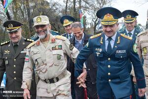 مرزبانی ایران و آذربایجان