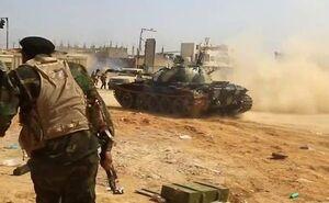 حمله حفتر به مواضع دولت وفاق ملی لیبی ساعاتی بعد از کنفرانس برلین