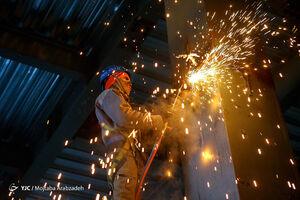 عکس/ آخرین وضعیت ساختمان جدید پلاسکو