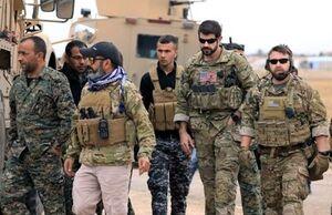 تقابل بین نظامیان آمریکایی و روسی در میدان نفتی شمال سوریه