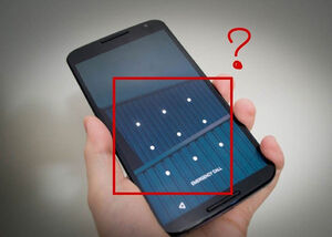 چگونه در صورت فراموشی رمز عبور، قفل گوشی را باز کنیم؟