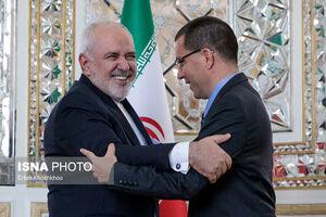 دیدار وزرای امور خارجه ونزوئلا و ایران