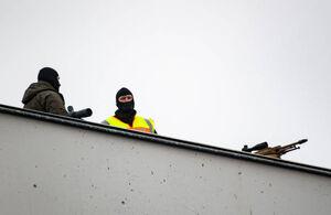 تدابیر امنیت در برلین