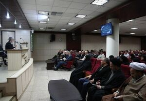 نشست نامزدهای معرفی شده به مجمع عمومی شورای ائتلاف برگزار شد
