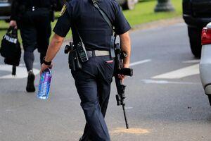 عکس/ کشته شدن ۲ مامور پلیس در هاوایی