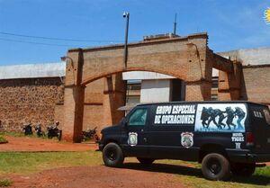 فرار ۷۵ زندانی با حفر تونل در پاراگوئه +عکس