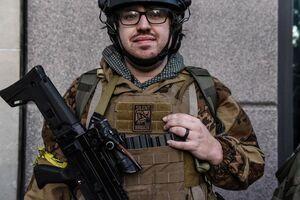 عکس/ تظاهرات هواداران قانون حمل سلاح در آمریکا