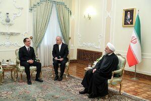 روحانی و نخست وزیر ونزوئلا