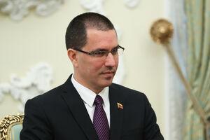 دیدار وزیر خارجه ونزوئلا با روحانی