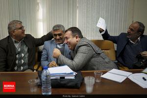 جلسه دادگاه اتهامات علی دیواندری