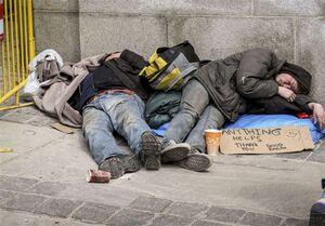 فیلم/ آواره کردن بیخانمانها در تورنتو