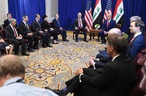 مقام پارلمانی عراق خواستار تحریم مسئولان آمریکایی در داووس شد