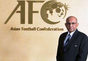 ویندسور جان دبیرکل AFC