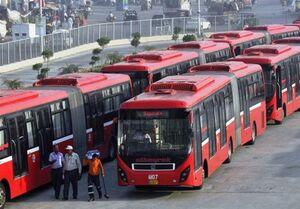 اتوبوس و مینیبوسهای جدید در راه پایتخت