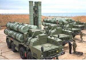 استقرار اس-۴۰۰ روسیه نزدیک مرز سوریه با عراق