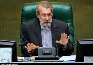 لاریجانی: ایران پاسخ اروپا را میدهد