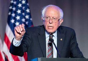 «سندرز» در صدر نظرسنجی انتخاباتی دموکراتها قرار گرفت