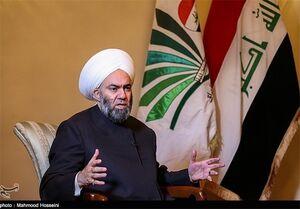 پیام رئیس جمعیت علمای اهل سنت عراق بعد از دیدار صالح و ترامپ