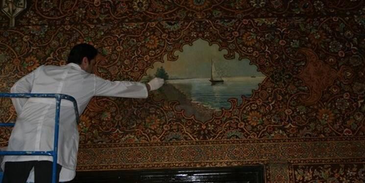زندگی ۲۵ ساله آیت الله در کاخ مرمر