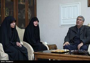 عکس/ رهبران احزاب پاکستانی در منزل سردار سلیمانی