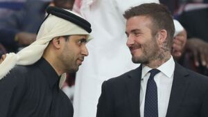 قطر اسپانسر اصلی تیم جدید بکام