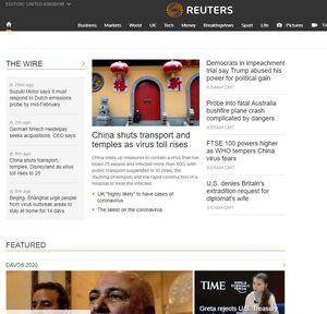 عکس/ رسانههای غربی: امروز در عراق خبری نیست