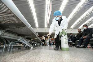 تصاویر جدید از وضعیت چین بعد از شیوع ویروس کرونا