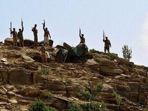 پایگاه نظامی مزدوران سعودی به کنترل رزمندگان یمنی درآمد