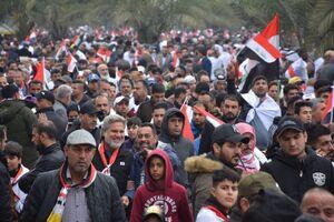 پیام مردم عراق از كركوك تا بغداد