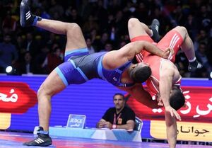 اعلام رنکینگ فرنگیکاران برای حضور در المپیک