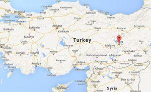 آمار اولیه از تلفات زلزله شدید ترکیه