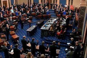 آسوشیتدپرس: مجلس سنا ترامپ را از اتهاماتش تبرئه میکند
