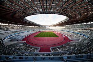 آمادهسازی ورزشگاه های ژاپن جهت میزبانی المپیک