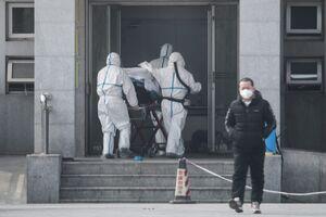 قربانیان ویروس کرونا در چین