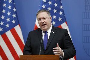 پمپئو: علیه برنامه موشکی ایران ائتلاف کردیم!
