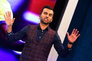 فیلم/ توضیحات میثاقی درباره پخش زنده بازی استقلال-الکویت