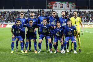 برنامه بازی استقلال و شهرخودرو مقابل قطریها