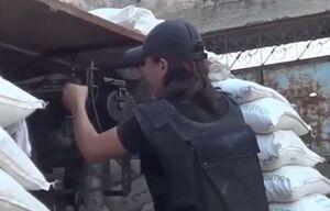 ارتش و مقاومت سوریه پشت دروازههای ادلب +فیلم