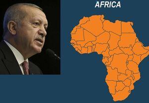اهداف اردوغان از سفر به آفریقا چیست؟
