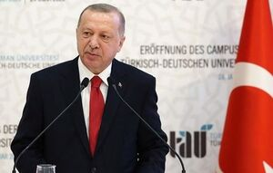 اردوغان: نمیتوان از شخصی مانند حفتر انتظار فهم و درک داشت