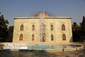 عکس/ موزه هنر ایران در کاخ مرمر