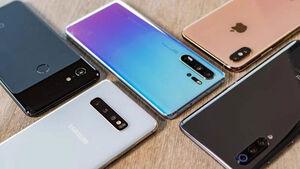 رکورد واردات قانونی گوشی موبایل شکسته شد